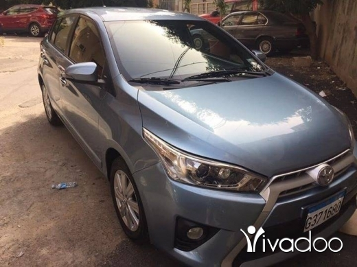 Toyota in Beirut City - Toyota Yaris for sale