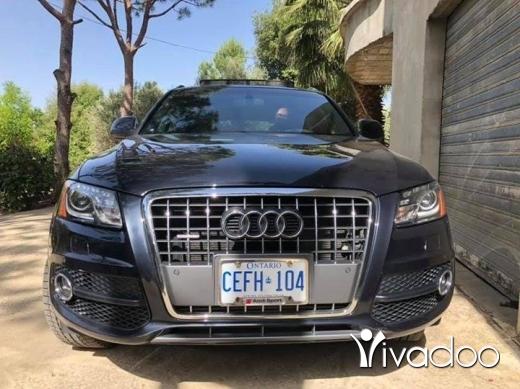 Audi in Abbassiyeh - Audi Q5 2.0T 2012 quattro (s-line)