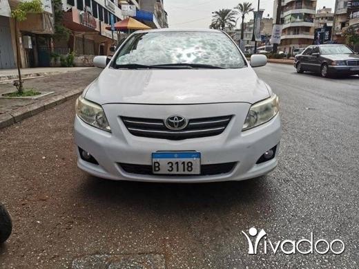 Toyota in Furn Al Chebak - Toyota corolla 2009 for sale