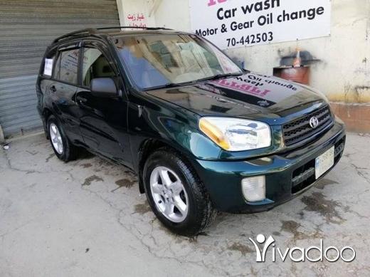 Toyota in Beirut City - Rav 4 for sale