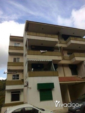 Apartments in Aramoun - شقة للبيع سند أخضر عرمون بطالع عن عصفورية أول سرحمول