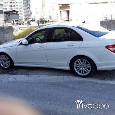 Mercedes-Benz in Beirut City - C300 model 2009