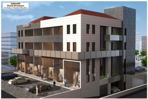 Shop in Haoush el Oumara - shop for rent in zahle haouch el omara stargate area