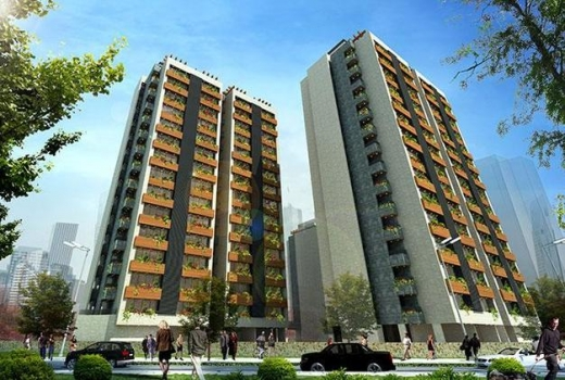 Apartments in Baabda - Apartments for sale in Les Tourelles Towers