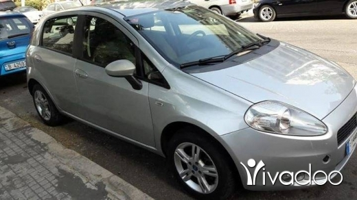 Fiat in Beirut City - Punto 2007