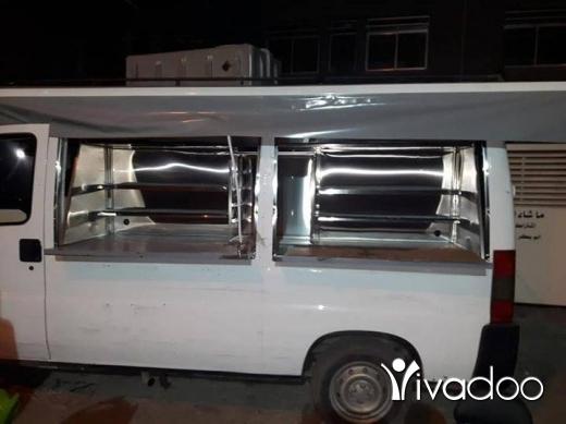 Vans in Tripoli - بوسطه جاهزة لعمل مكنة إكسبريس