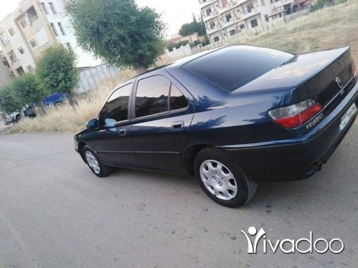 Peugeot in Chtaura - بيجو ٤٠٦ انقاض اتوماتيك ٩٨