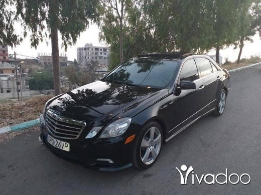 Mercedes-Benz in Zgharta - مرسيدس 212 جيده جدا 2011