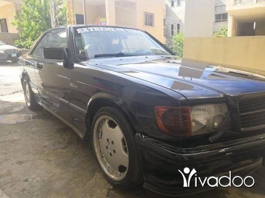 Mercedes-Benz in Saida - Mercedes sec 500