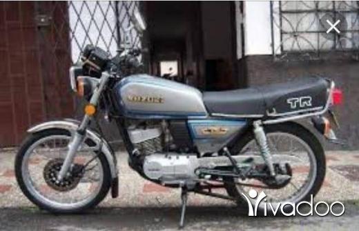 Beeline in Beirut City - Motorcycle