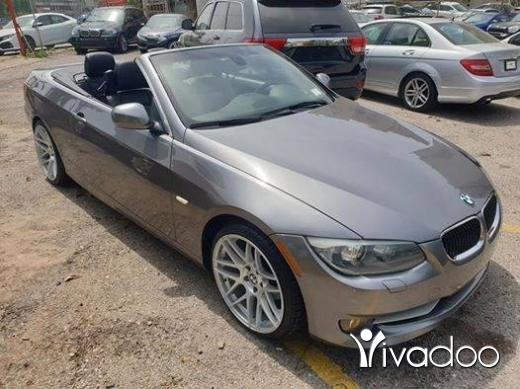 BMW in Port of Beirut -  2011 bmw e93 328i