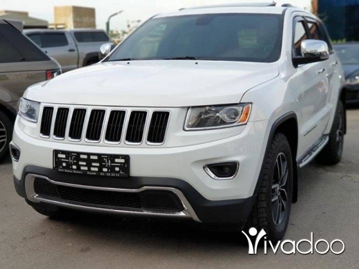 Jeep in Kaslik - Clean carfax 2014 Limited V6 4x4 in Perfect condition 92,000 miles
