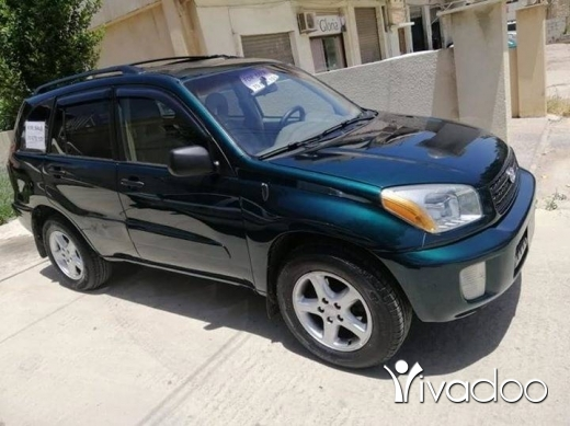 Toyota in Zahleh - Rav 4