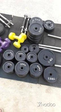Gym Memberships in Tripoli - معدات تمارين بحالة ممتازة للبيع