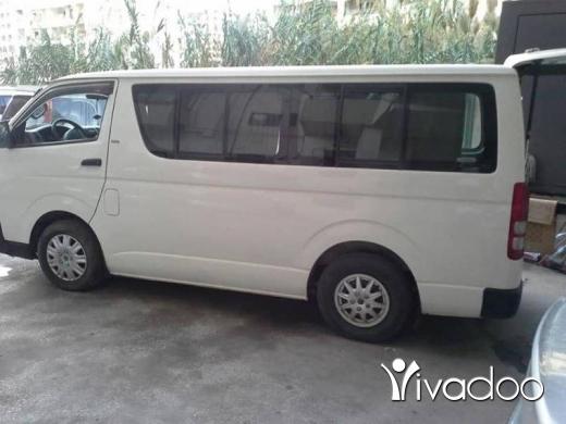 Vans in Tripoli - تويوتا هياس