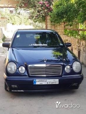 Mercedes-Benz in Saida - E230 Marcedes Benz Elegence
