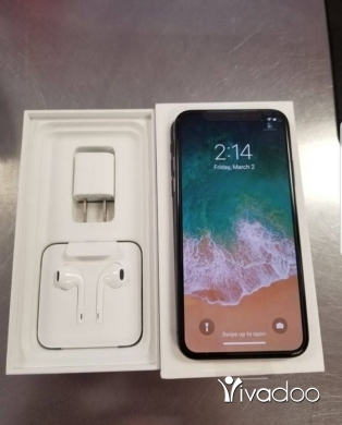 Apple iPhone in Tripoli - iPhone X (64G) Like New