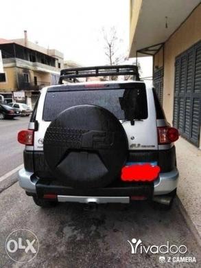 Toyota in Jdeidet Marjeyoun - Fj cruiser