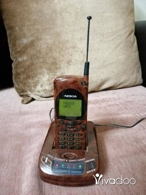 Nokia in Port of Beirut - Nokia 2110 formeika edition
