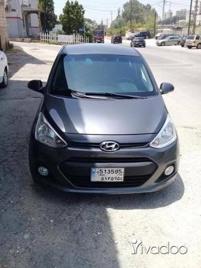 Hyundai in Haret Saida - Hyundai I10  2015