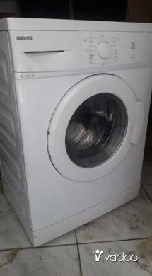 غسالة ملابس في مدينة بيروت - غسالة بيكو خارقة النضافة
