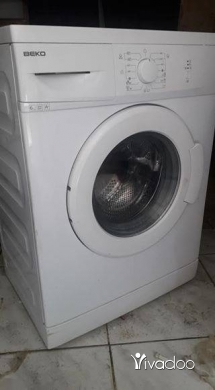 Washing Machines in Beirut City - غسالة بيكو خارقة النضافة