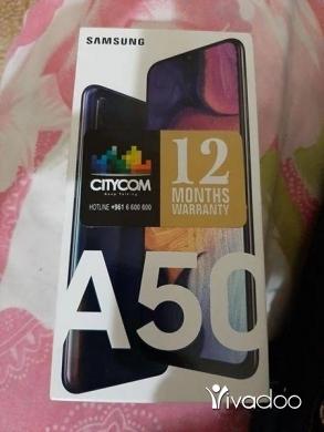 Samsung in Tripoli - A50