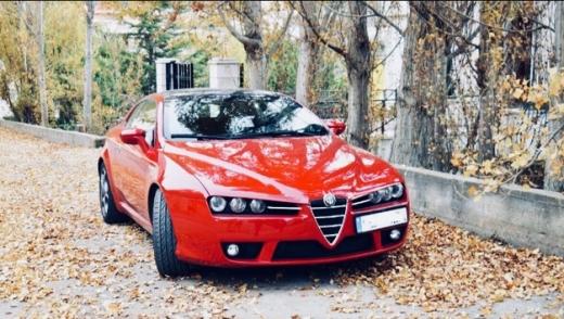 Alfa Romeo in Hazmiyeh - Alfa Romeo Brera