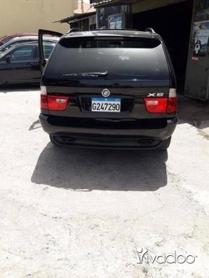 BMW in Tripoli - For sale bmw x5  2004 8 cilender khare2 nadafi