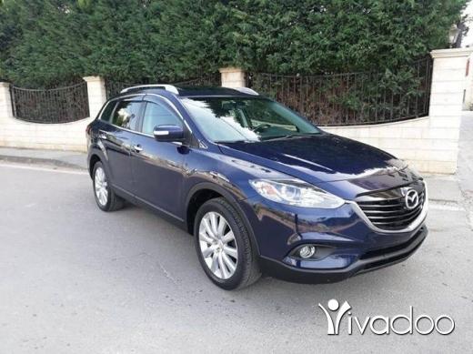 Mazda in Tripoli - For sale mazda cx9 look 2014 modell 2009 ajnabi full option 4×4