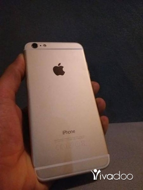 Apple iPhone in Tripoli - iphone 6 plus super ndeef 16G