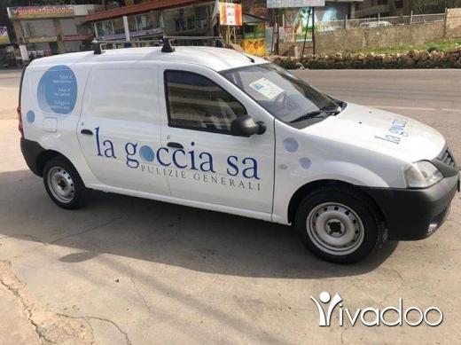 Dacia in Minieh - Renault dacia model 2010
