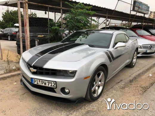 Chevrolet in Tripoli - chevrole camaro 2010 rs