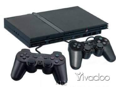 Games in Tripoli - ps2 Original + 2 controllers