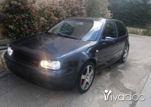 Volkswagen in Nabatyeh - Golf 4 2003