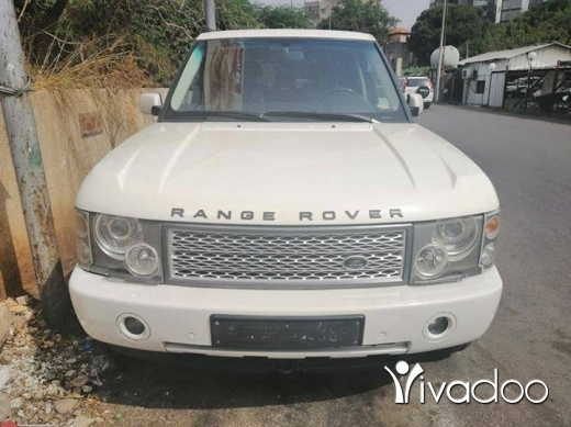 Land Rover in Beirut City - Range rover Vogue HSE 2004