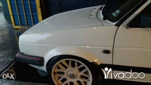 Volkswagen in Al Dahye - tarik lmatar kokodi