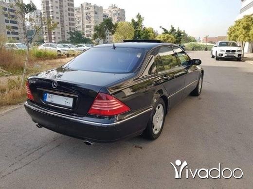 Mercedes-Benz in Hazmieh - KATAYA MOTORS MARCEDS S600 V12 1999