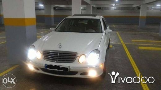 Mercedes-Benz in Beirut City - Mercedes Eclass 320 2004