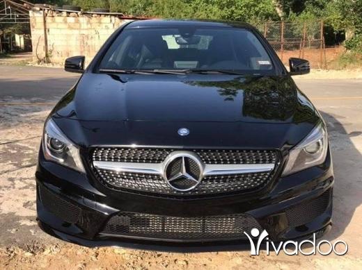 Mercedes-Benz in Kour - Cla 250 4 matic mod 2015