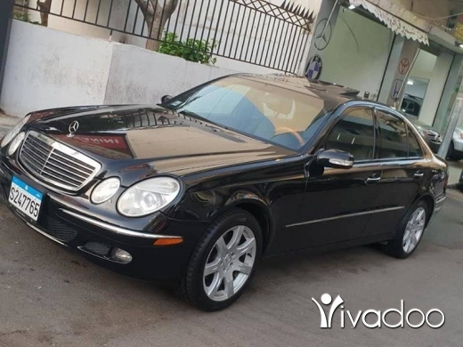 Mercedes-Benz in Beirut City - E350 model 2006