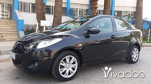 Mazda in Tripoli - Mazda 2 model 2013 ac abs clean