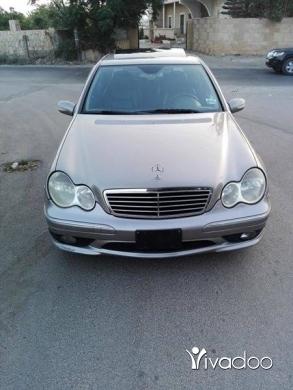Mercedes-Benz in Sour - Mercedes C230