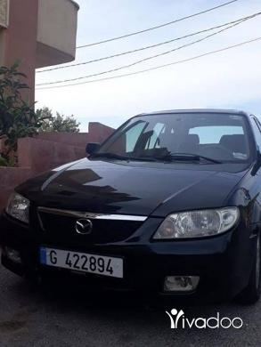 Mazda in Aldibbiyeh - Mazda 323f model 2002