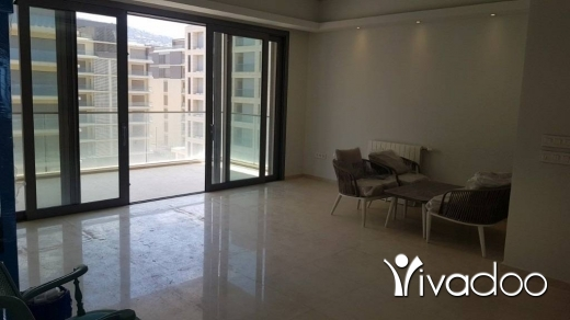 Apartments in Dbayeh - A furnished 153 m2 apartment for rent in Dbaye-Water Front