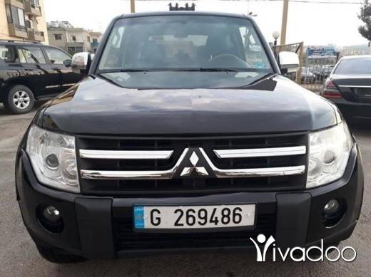 Mitsubishi in Dahr el-Ain - Montero pajero like new for sale
