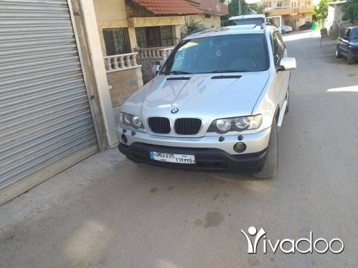 BMW in Rayak - X5 4.4 model 2003