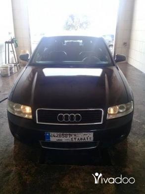 Audi in Sarafand - Audi A4 2003