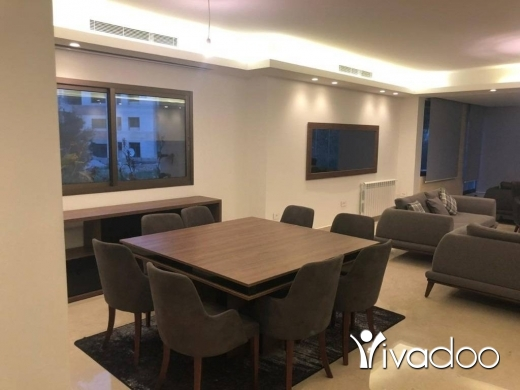 Apartments in Yarzeh - A furnished 235 m2 apartment for rent in Yarzeh