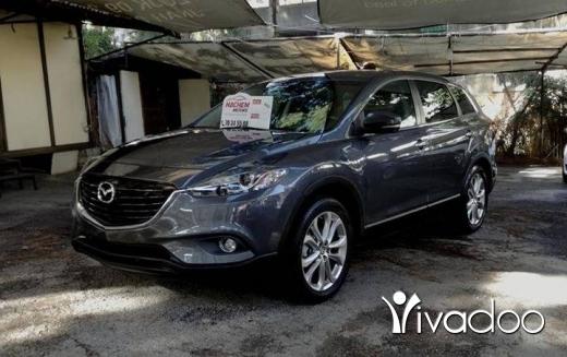 Mazda in Sin el-Fil - Cx9 grey 2013 grand Turing Navigation